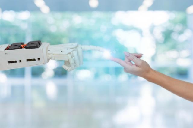 ロボットとのコミュニケーション