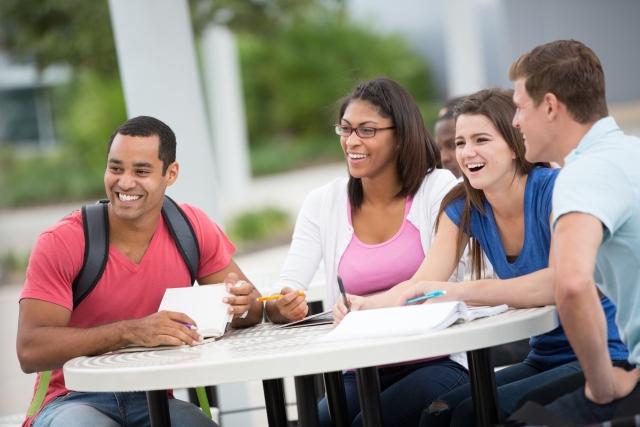 海外大学生